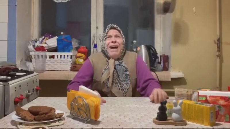 Смешная Бабушка (lolo_antik) 6 (Смешные Вайны)