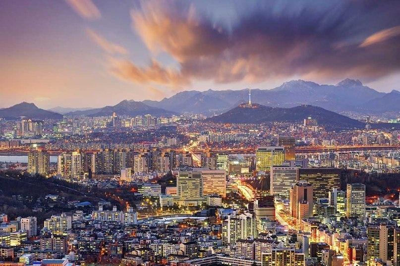 Страны мира — Южная Корея, изображение №1