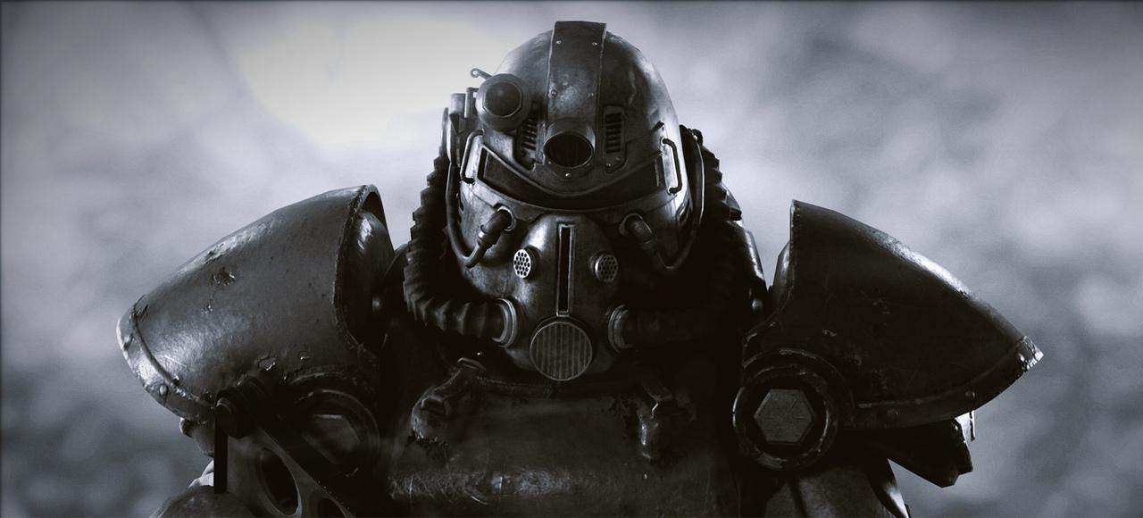 Игрок притворился нищим в Fallout 76.