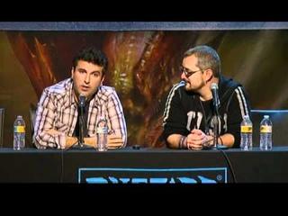 Blizzcon 2010 Quests & Lore Q&A Panel (p3) AND A SURPRISE!