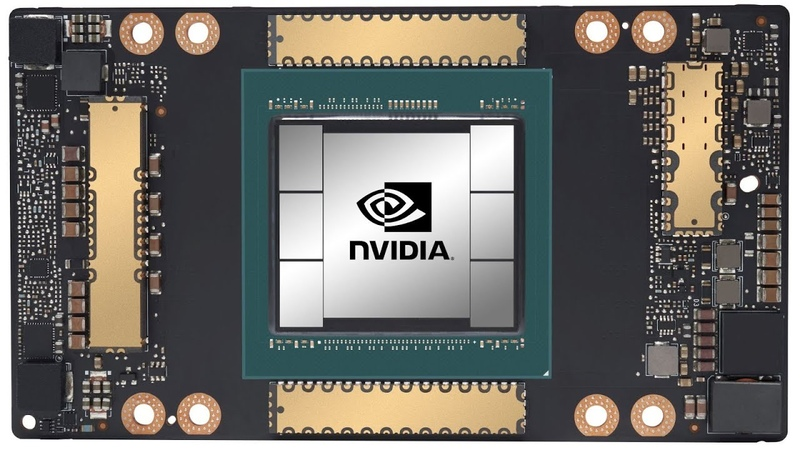 Всё про Nvidia Ampere и что нас ждёт в Будущем HardNews Nvidia