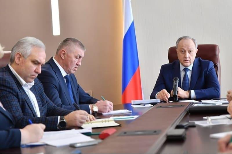 По инициативе губернатора области Валерия Радаева правительством подготовлен комплекс дополнительных мер противодействия распространению коронавирусной инфекции на территории региона