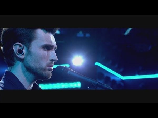 Duncan Laurence Arcade live acoustic at DWDD
