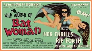 The Wild World of Batwoman(1966)  Katherine Victor, George Mitchell, Steve Brodie