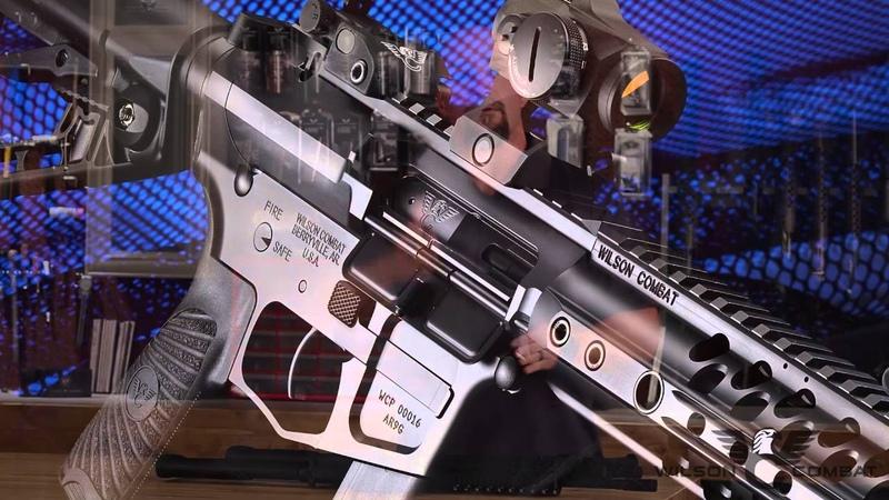 Wilson Combat AR9 9mm Pistol Caliber Carbine PCC