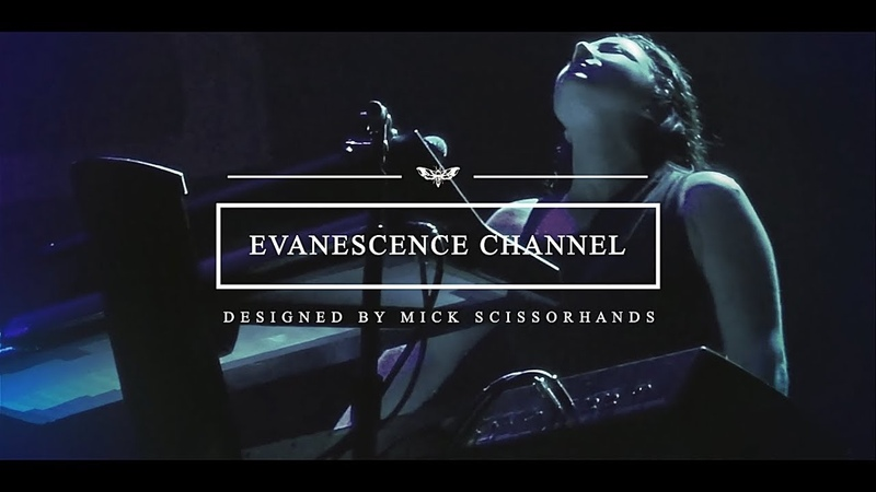 Evanescence Made Of Stone (Moscow FanCam)
