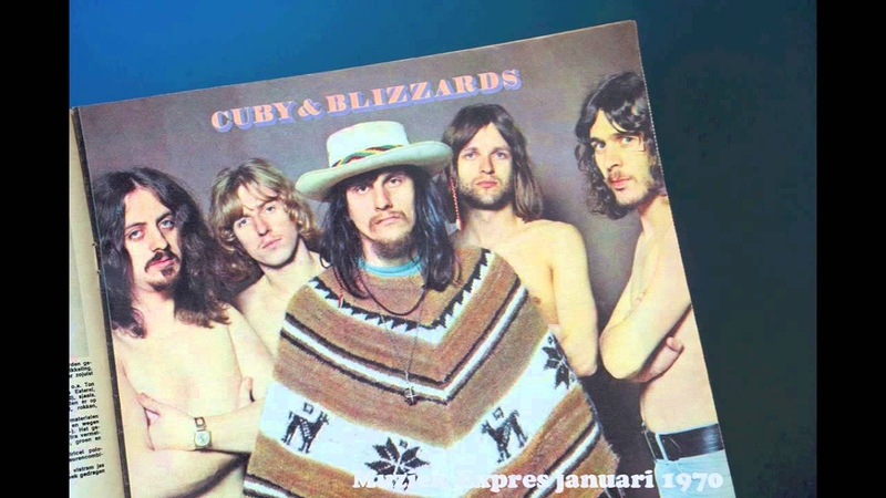 Cuby the Blizzards - Five Long Years - Live VPRO Campus 1971 feat. Eelco Gelling