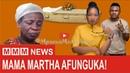 Mama Boss Martha, Baby Mama wa Mbosso wa WCB, ashindwa kuvumilia akisimulia binti yake alivyofariki!