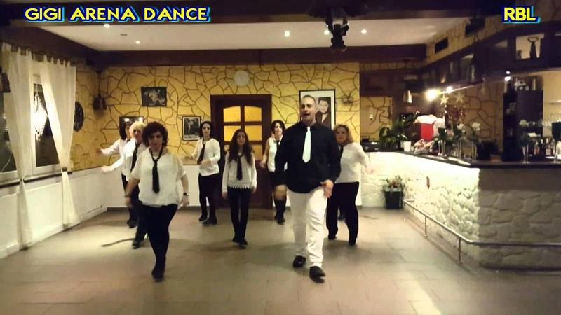 BALLO DI GRUPPO 2016 LEJ MAMO LEJ di JOLLY E KIS COREO GIGI ARENA DANCE RBL