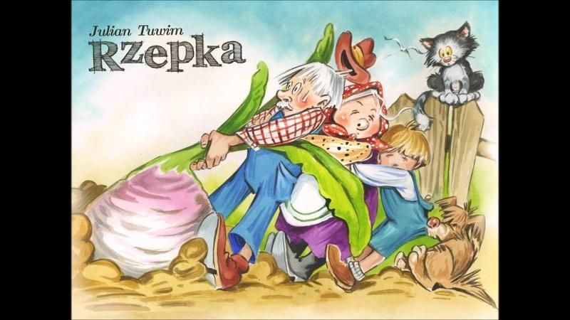 Rzepka Julian Tuwim Wiersze dla dzieci mp3 audiobook