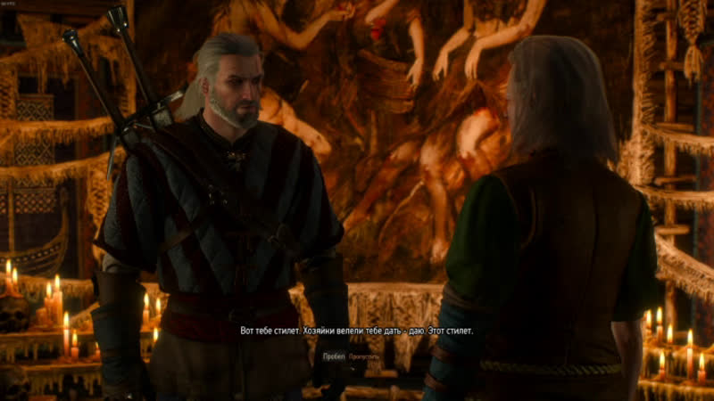 Thewitcher3 ► «Ведьмак 3 Дикая охота»! ► Геральт из Ривии