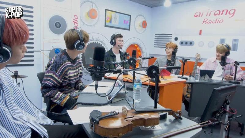 [Super K-Pop] LUCY (루시)'s Full Episode on Arirang Radio!