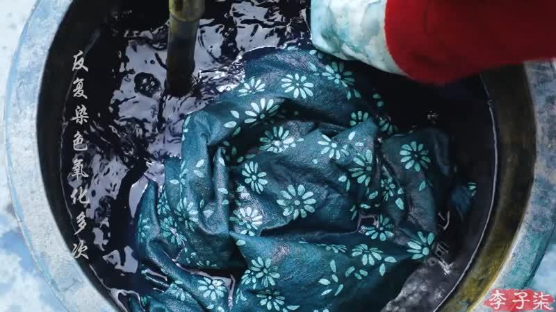 Ли ЦзыЦи ДЕВУШКА С ХАРАКТЕРОМ 💖 Горец красильный Лань либо ЛяоЛань горец синий Индиго ЦинДай