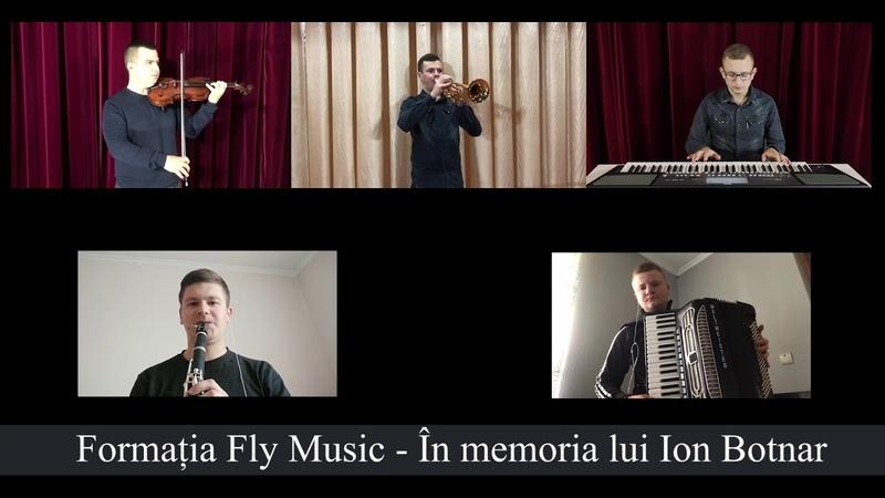 Formația Fly Music În memoria lui Ion Bodnar
