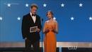 Outlander's Sam Heughan Presents at Critics' Choice Awards 2020