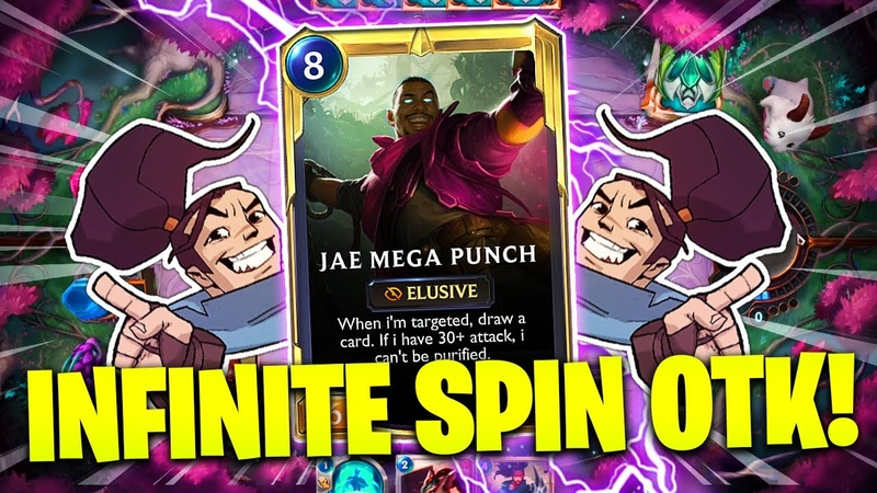 NEW *EXODIA* INFINITE DECK SPIN OTK! | Legends of Runeterra Funny Moments | LoR Highlights Ep.106