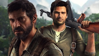 Джоэл vs. Нейтан Дрейк    Uncharted 4 vs The Last Of Us 2   ВЕЛИКАЯ РЭП БИТВА