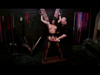 Veronica Avluv - 50 Shades Of Veronica Avluv Day 3 (Scene 2), Anal, Milf, Squirt BDSM Gape Bondage Big Tits Boobs Hardcore Gonzo