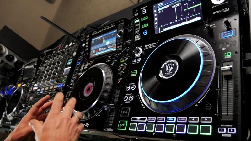 DJ GEAR BATTLE Denon SC5000 vs Pioneer CDJ 2000NSX2