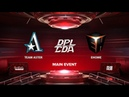 Team Aster vs EHOME, DPL-CDA Professional League Season 1, bo3, game 2 [Mila]