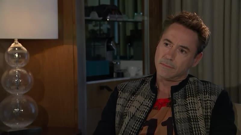 Роберт Дауни Младший - скандальное интервью - ХАШ Рэкордс (Озвучка от владимира лаврухина)