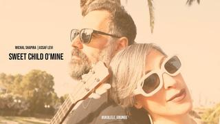 Michal Shapira and Assaf Levi - Sweet child o' mine (Guns N' Roses cover)