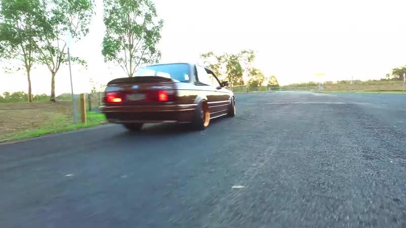 BMW E30 325i- So Boss Media - Streetfam 4K