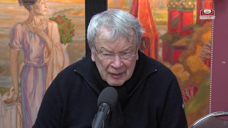 Писатель Виктор Ерофеев Презентация книг Русский апокалипсис и Свет дьявола