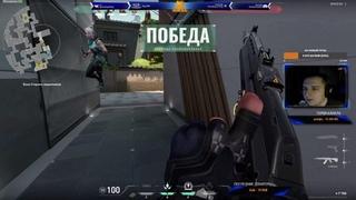 Вечерний Valorant! - gamelog_of_dog on Twitch