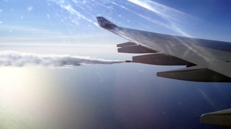 Why do planes dispose of fuel before landing