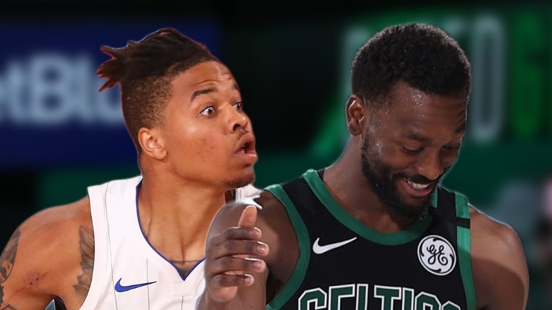 Boston Celtics vs Orlando Magic Full Game Highlights | August 9 | NBA Restart