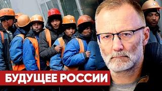 «Появятся районы, в которые нельзя будет зайти»: Михеев о последствия миграционной политики России