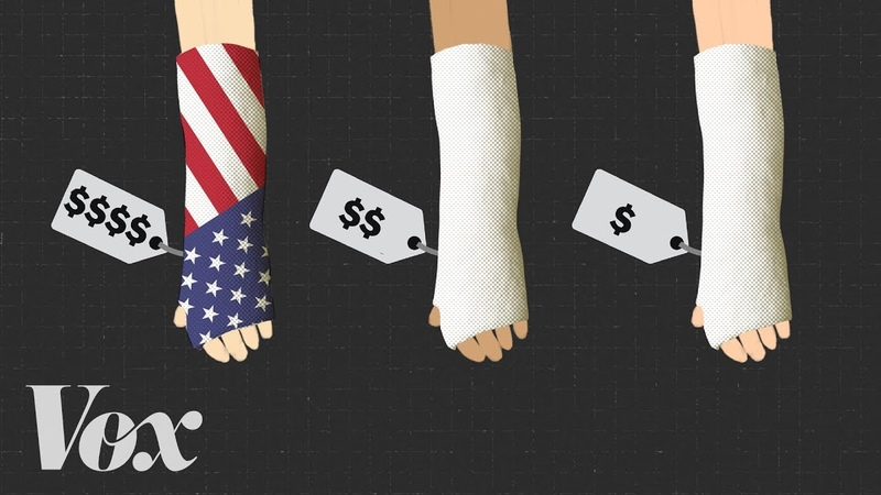 The real reason American health care is so expensive
