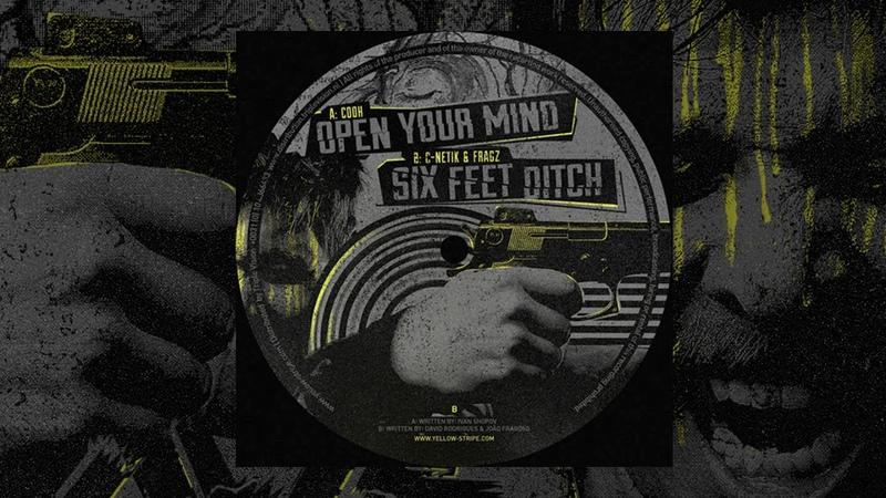 C-Netik Fragz - Six Feet Ditch