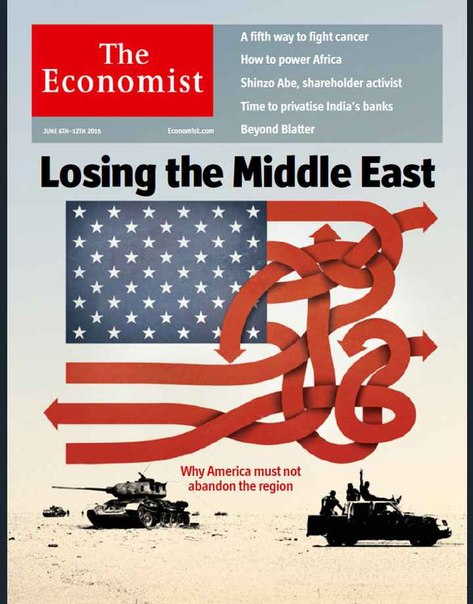 The Economist - Audio Edition (June 6,2015)