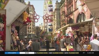 San Gennaro Festival Kicks Off In Little Italy