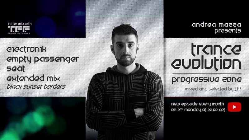 Trance Evolution Progressive Zone T.F.F. 09 9 December 2019