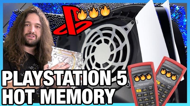Weak Cooler Design PlayStation 5 Thermals, Power, Noise Testing