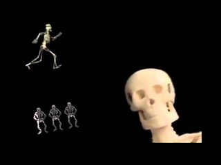 Mr. Skeltal (thank)  Doot Doot three and a half hours