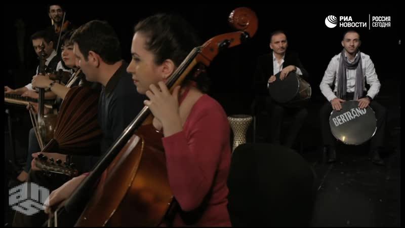 Азербайджанские музыканты перепели хит Pink Floyd