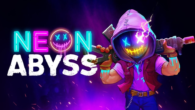 Neon Abyss Console Announcement Trailer