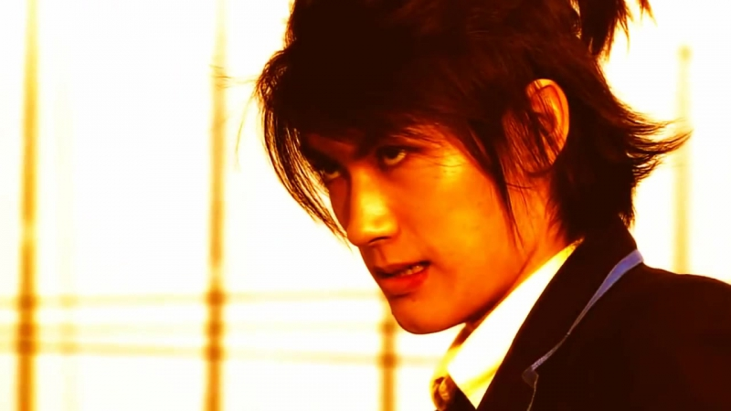 Миура Харума самурай Чё те надо