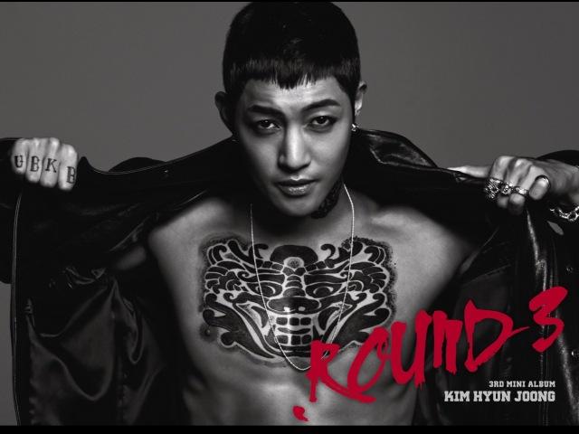 KIM HYUN JOONG 김현중 'Unbreakable' M V Park