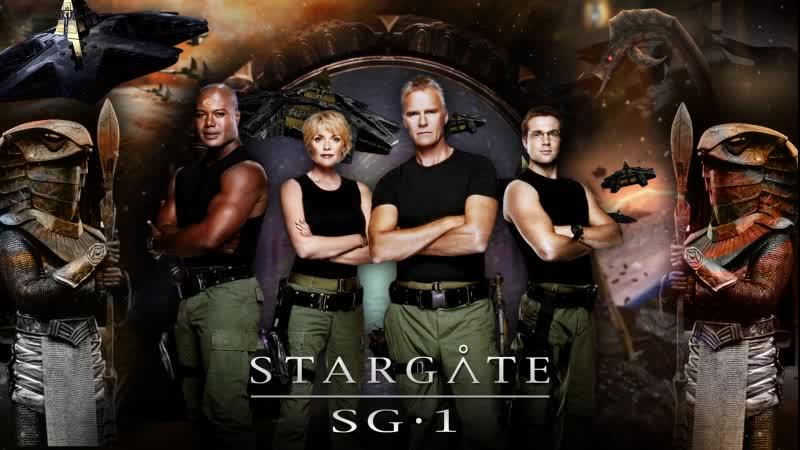 Звездные врата ЗВ 1 6 сезон 2 серия 2002 2003 г