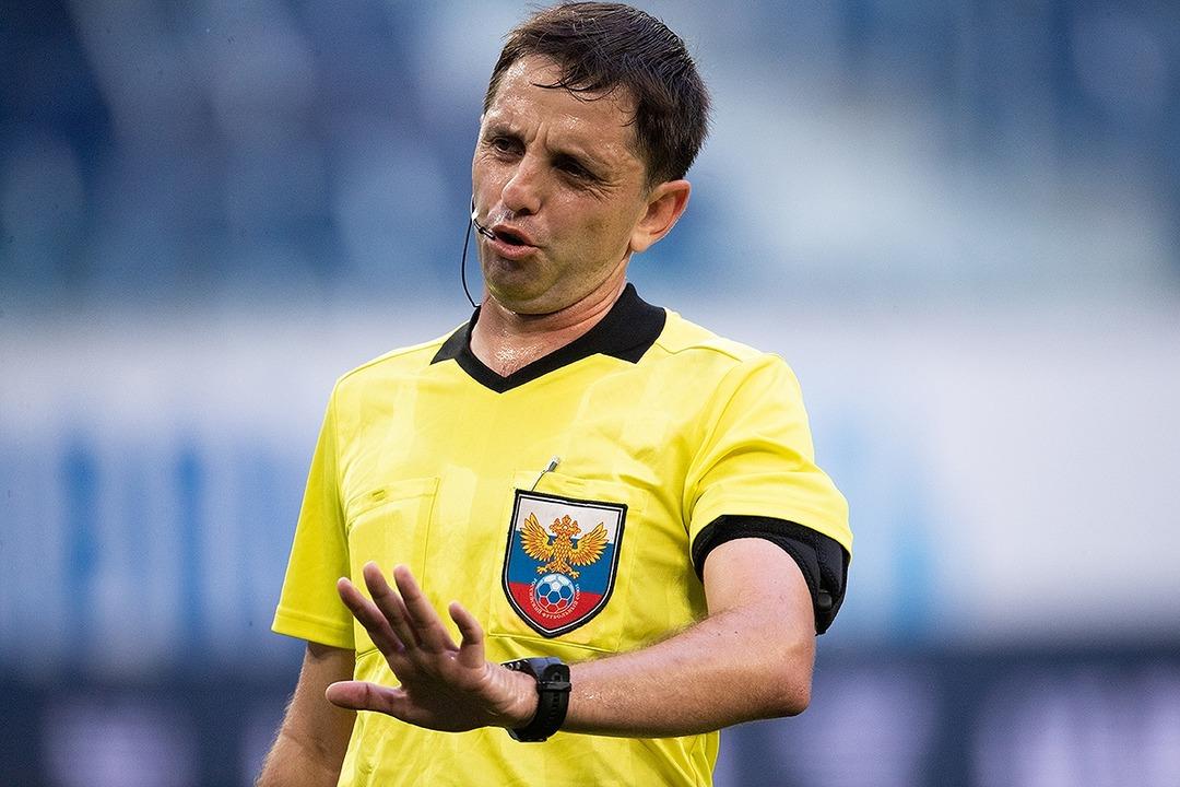 Арбитр Павел Кукуян