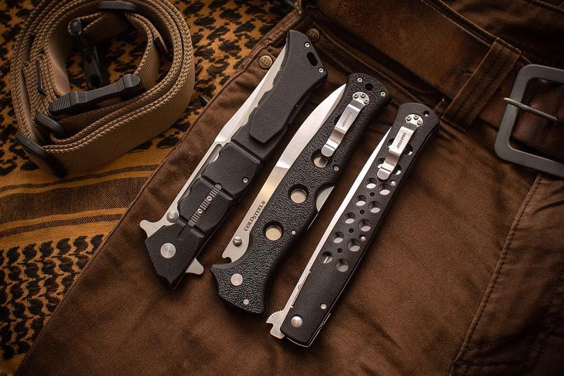 Карманные мечи от Cold Steel, изображение №4