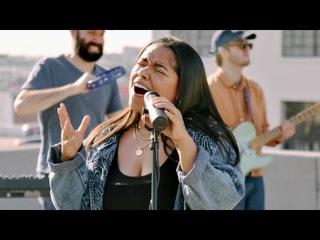 Beyoncé - Single Ladies (Put A Ring On It) - funk cover ft. Brooke Simpson