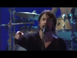 """Dave Grohl (Foo Fighters) - pissed because of a """"fan"""" fight. uncensored. iTunes Festival"""
