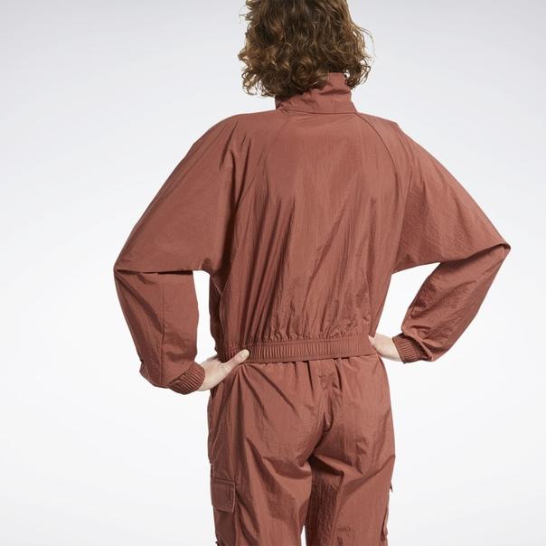 Укороченная спортивная куртка Classics image 6