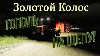 Farming Simulator 19. ФС 19. ЗОЛОТОЙ КОЛОС ! №58
